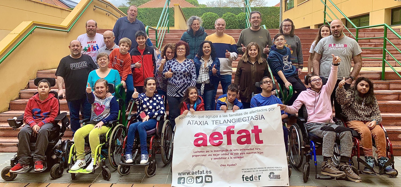 Reunión Anual familias Aefat