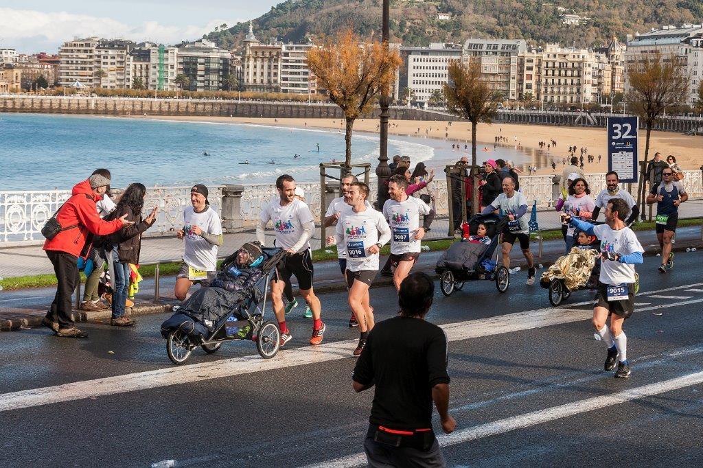 Maratón Zurich Donostia/San Sebastián