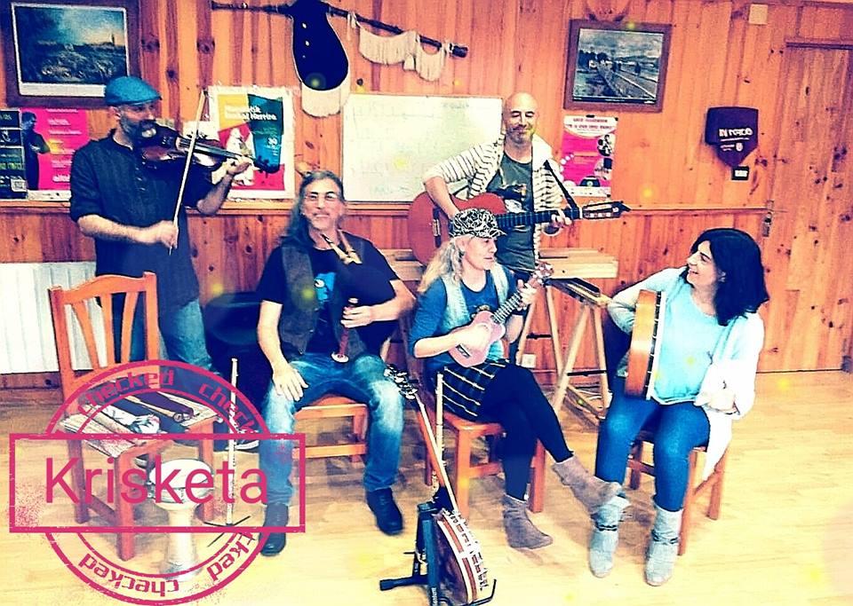 Aitzina Folk 2018